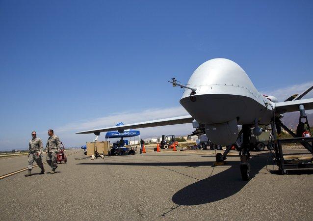 Les drones UK conçus pour les opérations en Irak et en Afghanistan craignent la pluie