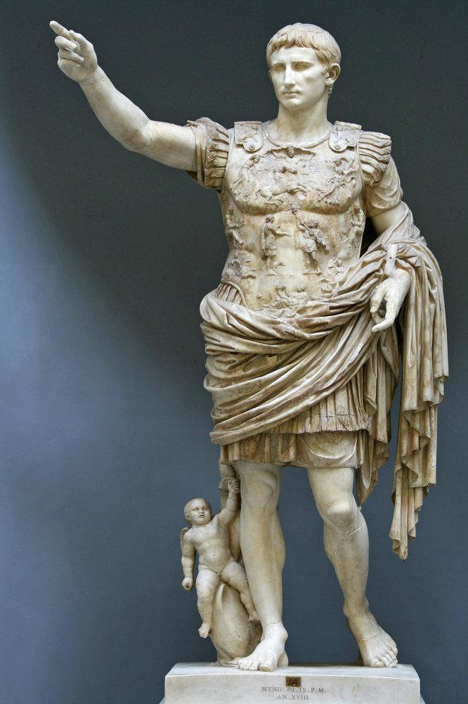 Octavius Augustus