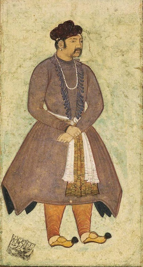 Akbar le Grand, padichah de l'empire des Grands Moghols