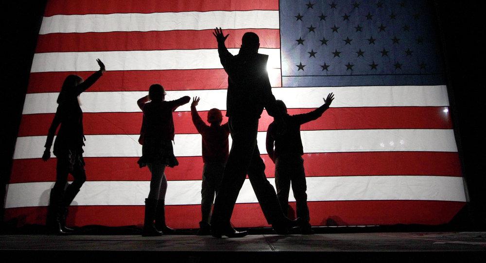 Drapeau des Etats-Unis