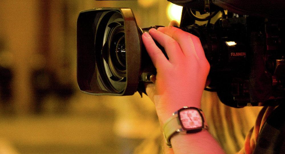 Production d'un film