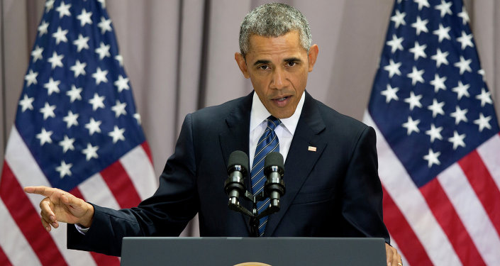 Intervention de Barack Obama à Americain University de Washington, 5 août 2015