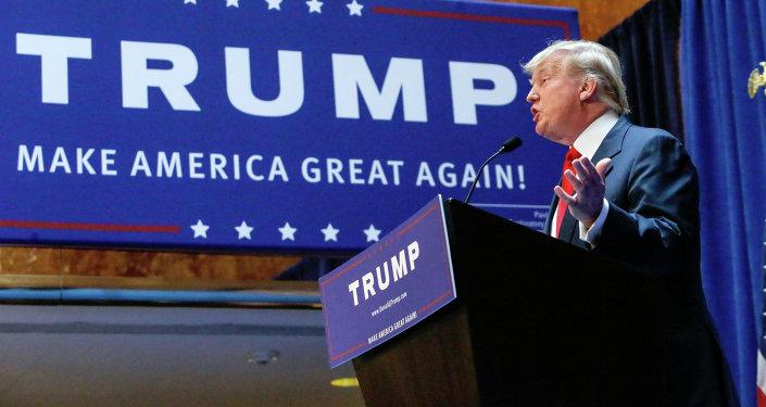 Donald Trump, juin 2015