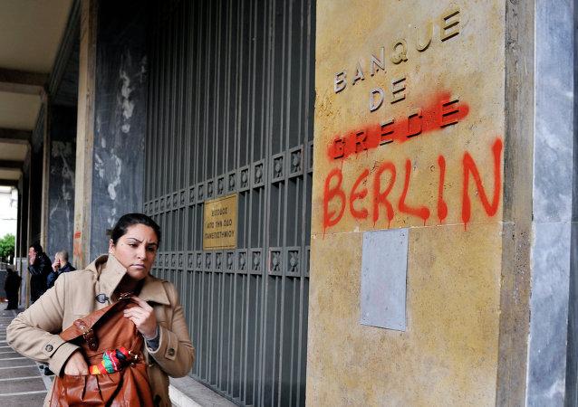 L'Allemagne, grande bénéficiaire de la crise grecque?