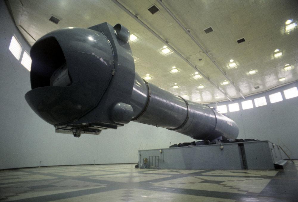 Une centrifugeuse humaine permettant de reproduire les diverses forces G à haute vitesse