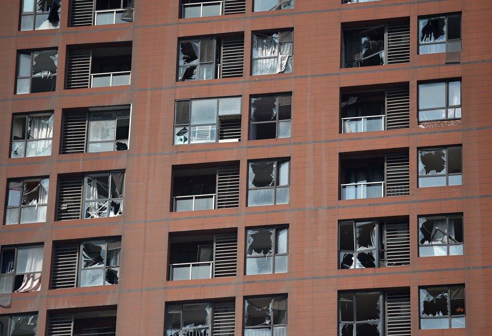 Chine: Tianjin plongée dans le chaos après les explosions.