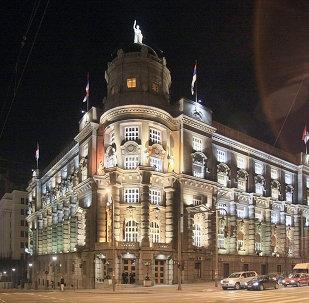 Le gouvernement de Belgrade