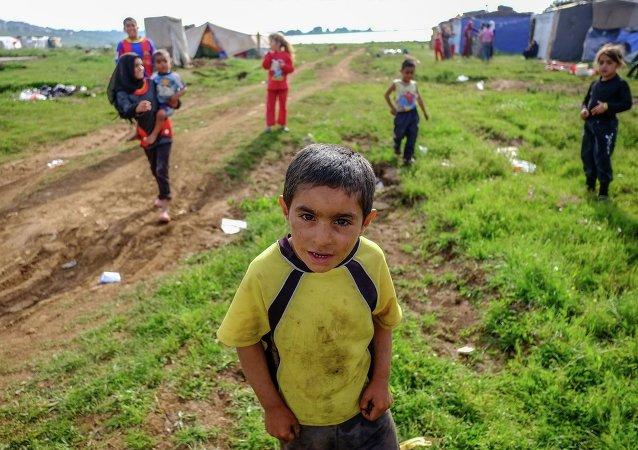 Le Liban face à l'afflux des réfugiés syriens