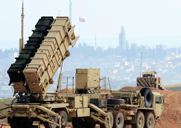 Missiles Patriot déployés en Turquie
