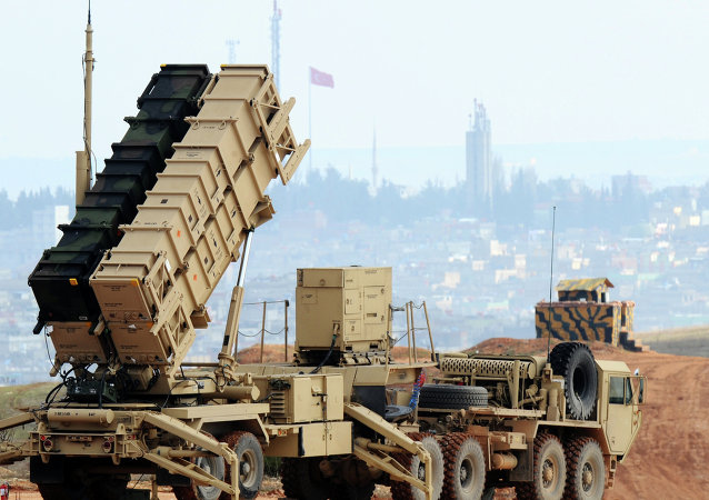 Missiles Patriot en Turquie