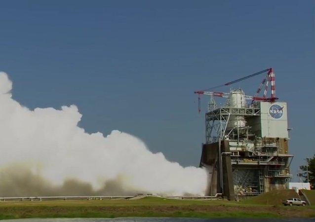 Nasa teste un propulseur destiné à aller sur Mars