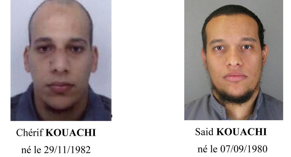 Les frères Kouachi