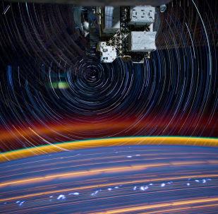 La Terre vue depuis l'ISS