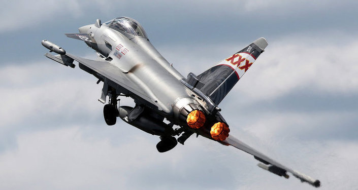 Chasseur Hawker Hunter