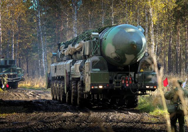Les systèmes de missiles Topol-M