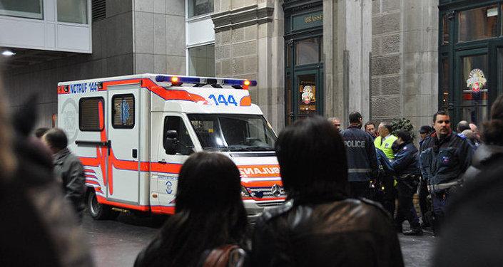 ambulance en Suisse