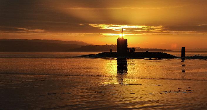 Un sous-marin, image d'illustration