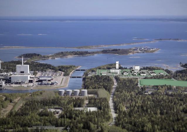 Suède, stockage permanents de déchets nucléaires