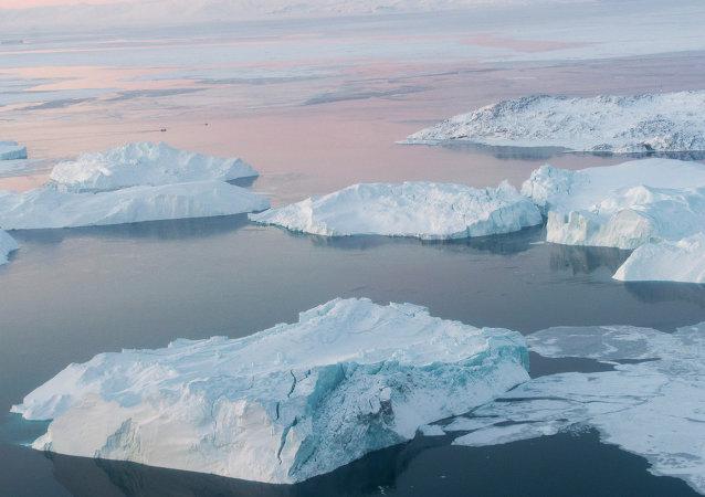 Iceberg du Groenland