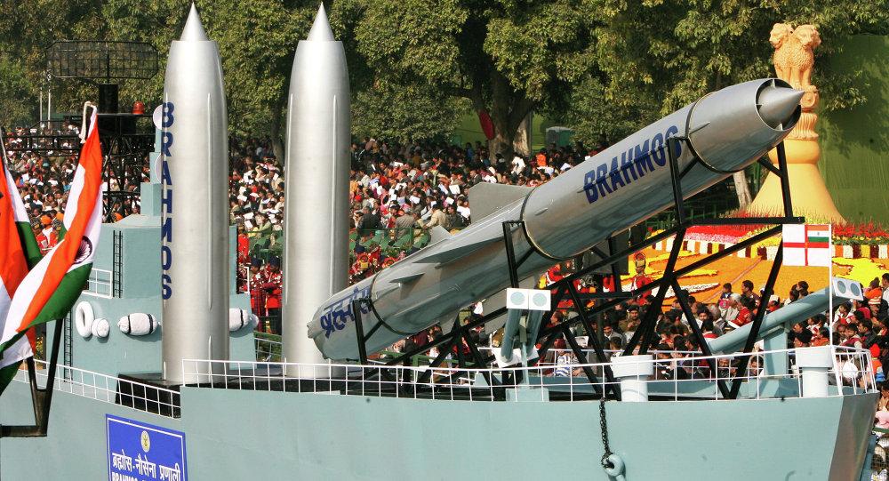 Missile supersonique russo-indien BrahMos