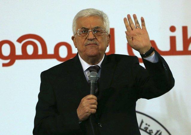 Mahmoud Abbas va-t-il démissionner? Image d'illustration