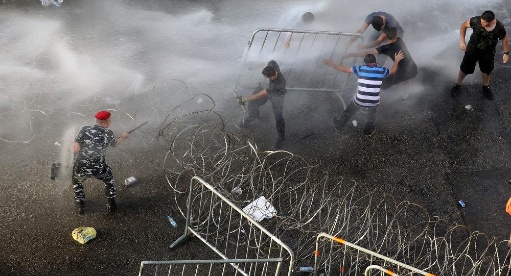 Liban: crise des déchets