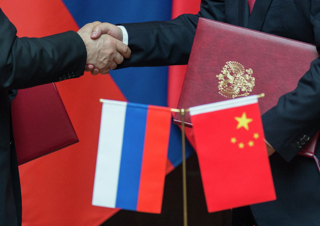 Les accords signés par Vladimir Poutine et Xi Jinping, le 20 mai 2014