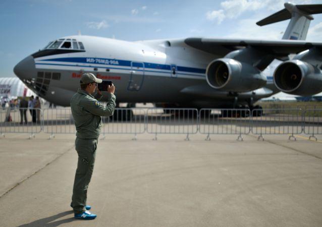 MAKS 2015: les exploits de la construction aéronautique russe