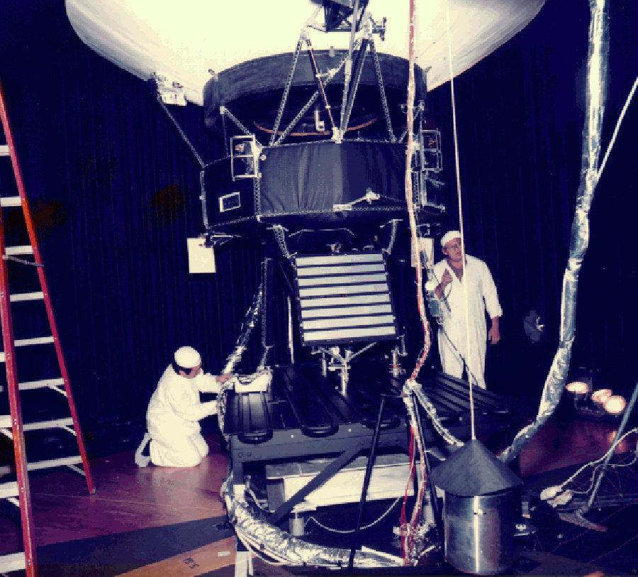 Sonde américaine Voyager 1