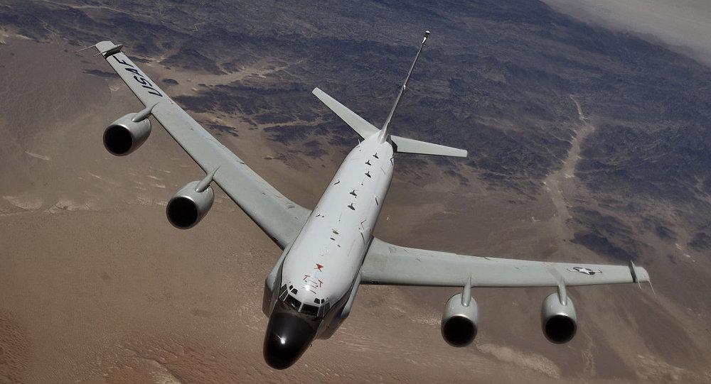 Un RC-135 de l'US Air Force