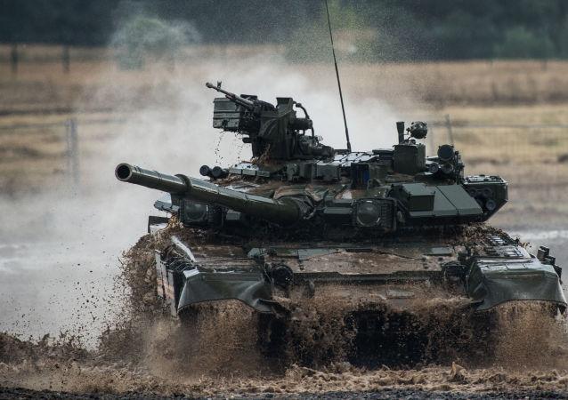 Les chars soviétiques en images