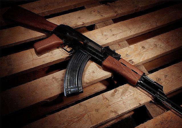 Fusil d'assaut Ak-47