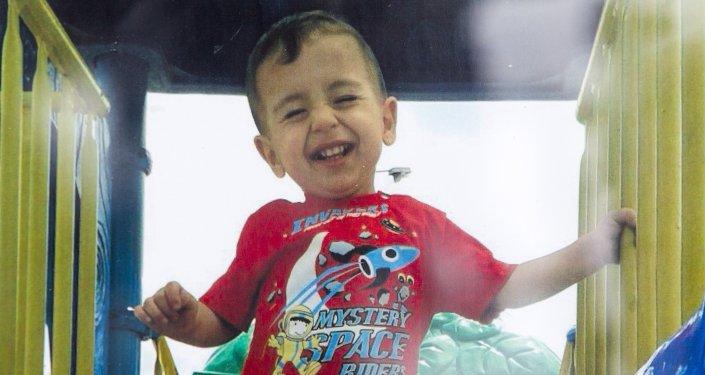 Aylan Kurdi. Archive photo