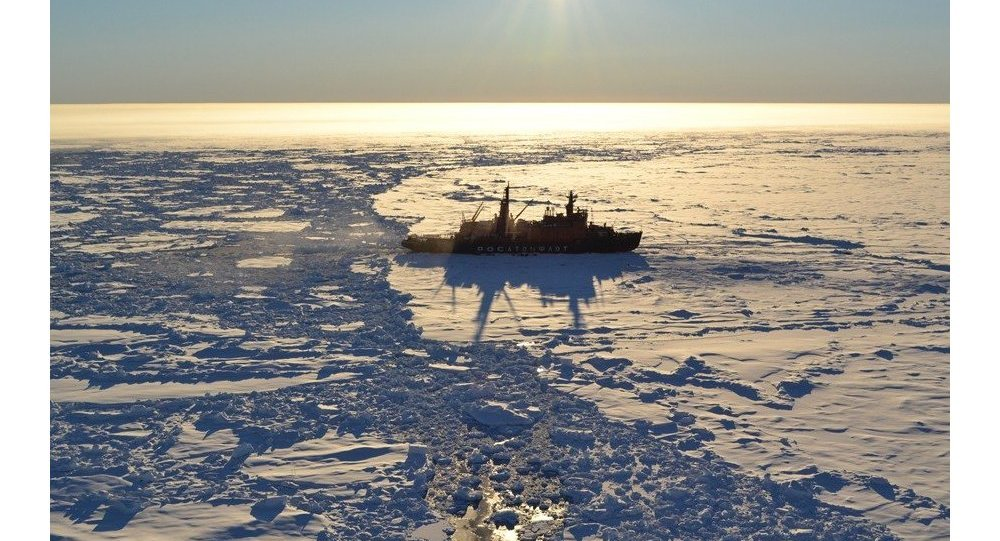 Brise-glace nucléaire Rossiya