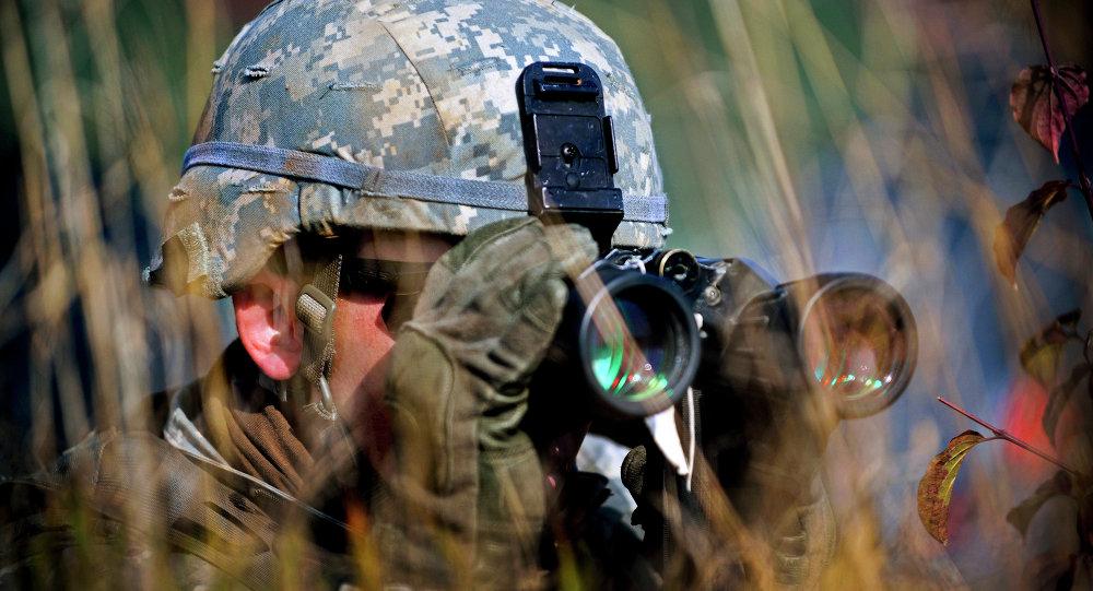 Un soldat américain (archives)
