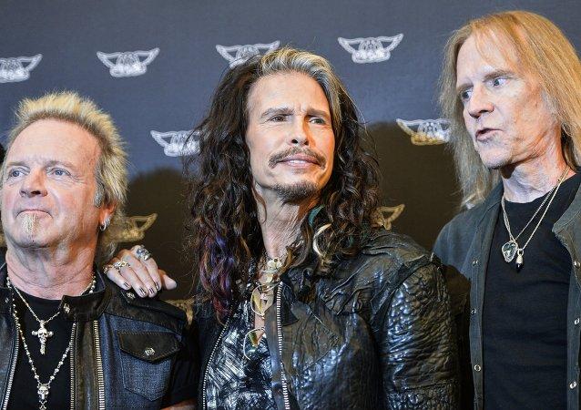 Aerosmith à Moscou