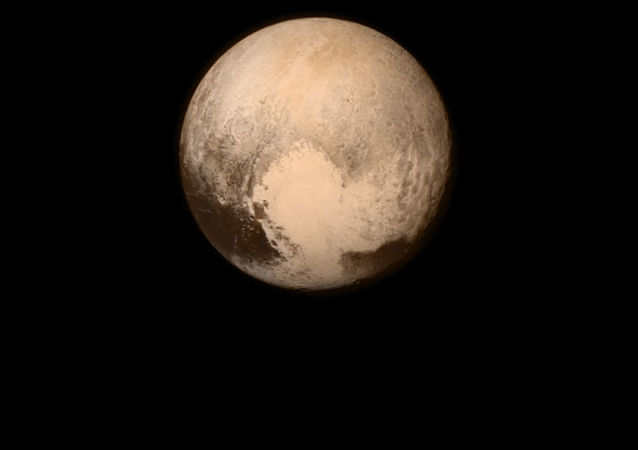 La photo de Pluton prise par New Horizons
