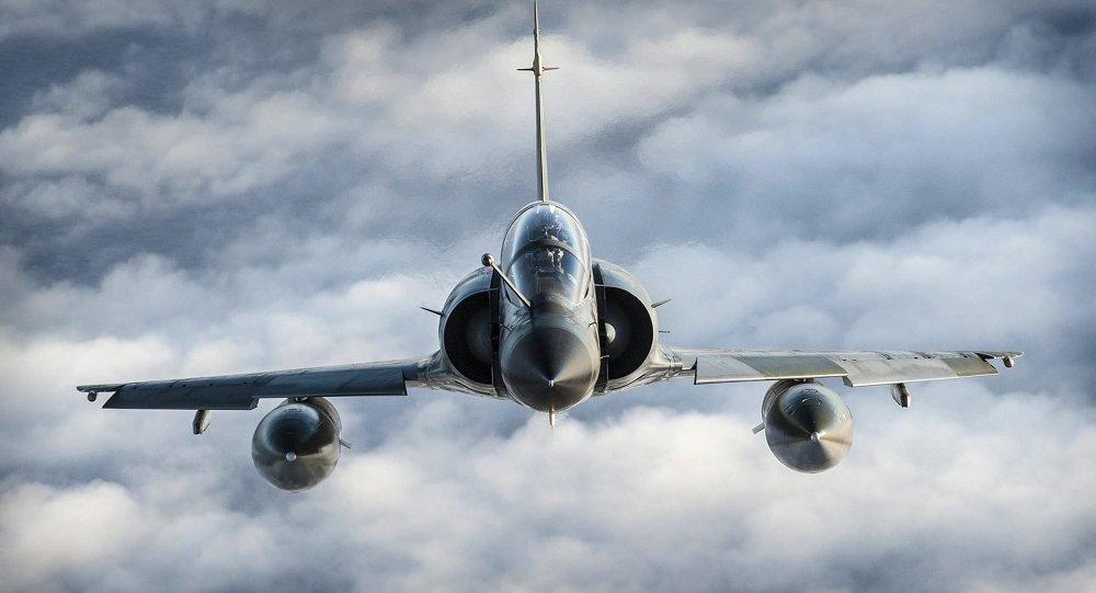 Chasseur français Mirage 2000N