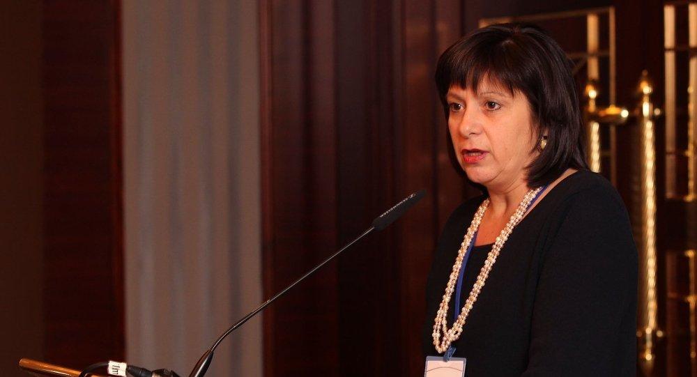 Natalia Iaresko, ministre ukraineinne des Finances