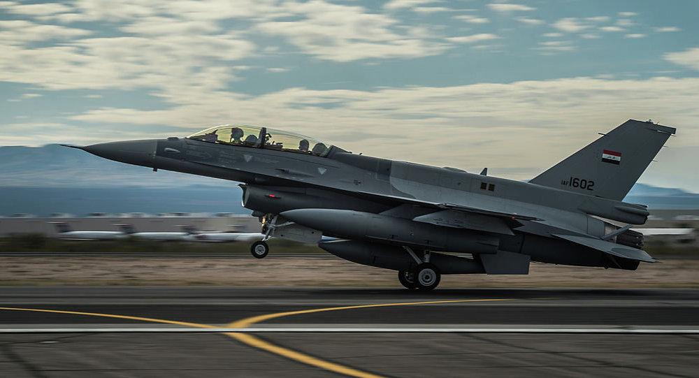 Avion de combat F-16D
