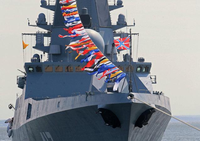 Frégate russe Admiral Gorchkov