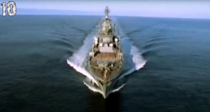 Le Top-10 des destroyers