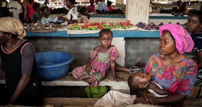 Afrique. Image d'illustration