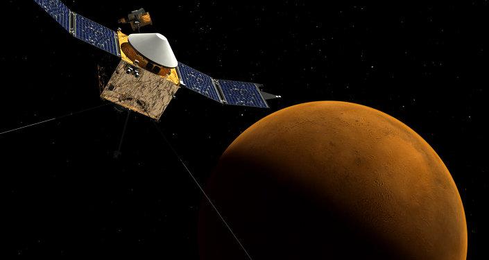 La NASA suspend sa nouvelle mission vers Mars à cause de la France?