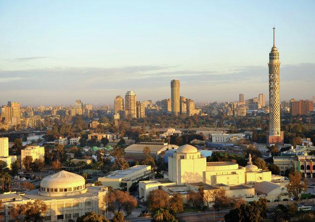Le Caire (archives)