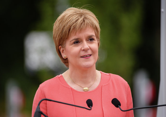 Déclaration UK sur le référendum catalan: «honteusement faible», selon la PM d'Écosse
