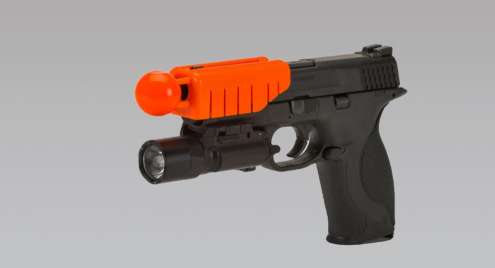 Dispositif spécial pour arme à feu d'Alternative Ballistics