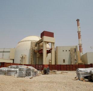 Centrale nucléaire iranienne de Bouchehr