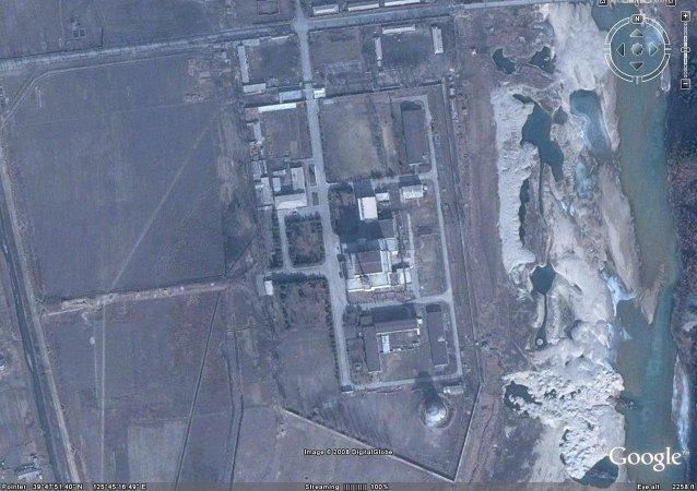Site nucléaire de Yongbyon en Corée du Nord