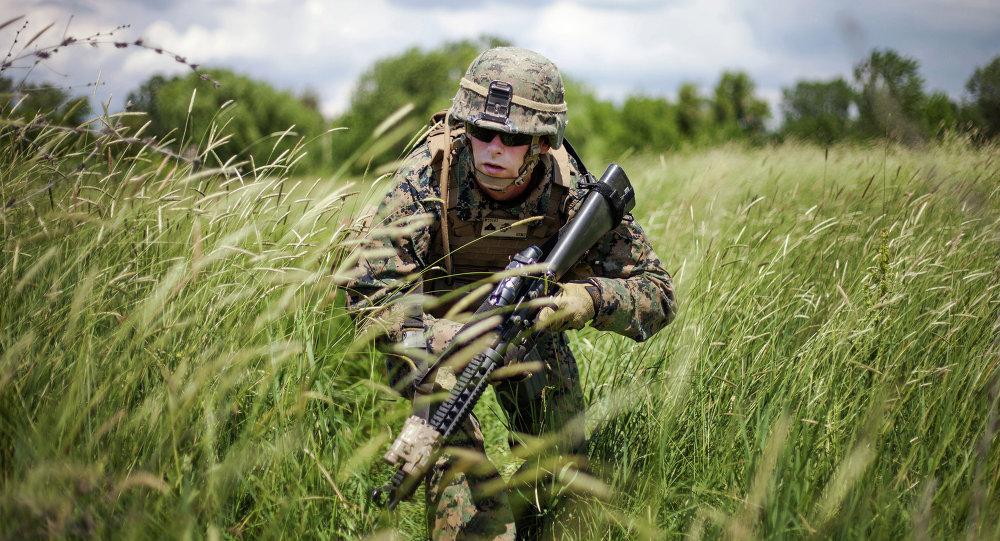 Soldats de l'OTAN, Photo d'illustration